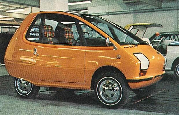 Nissan 315X-1970