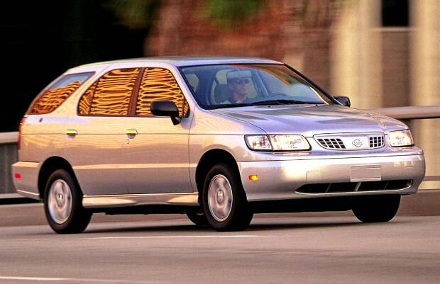 Nissan Altra-EV