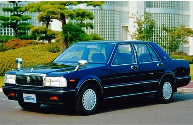 Nissan Cedric EV-1993