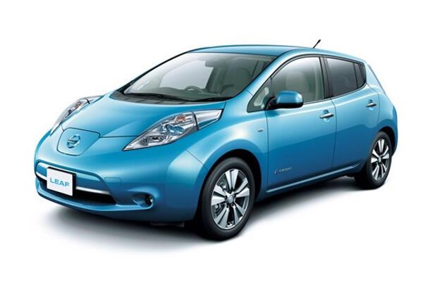 Nissan Leaf-2009
