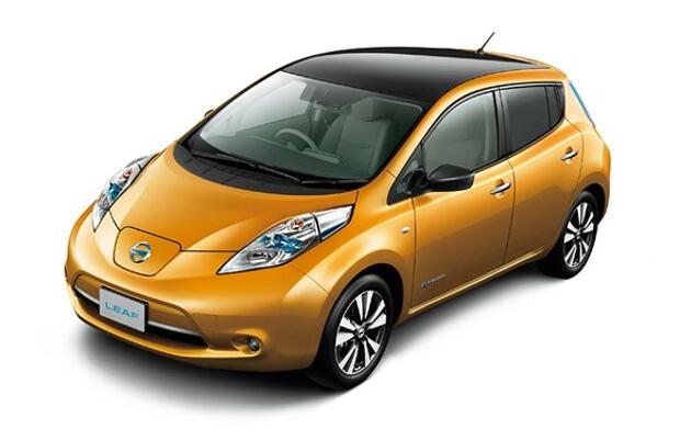 Nissan Leaf-2015