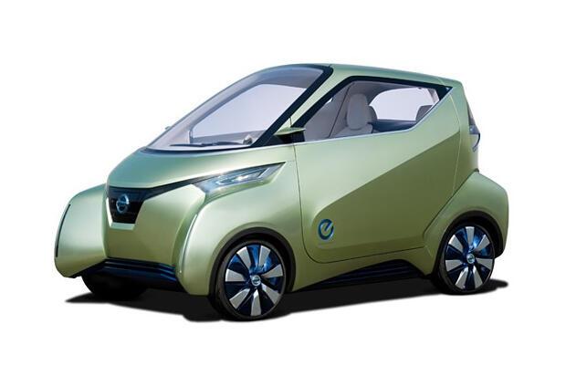 Nissan Pivo-3-2011