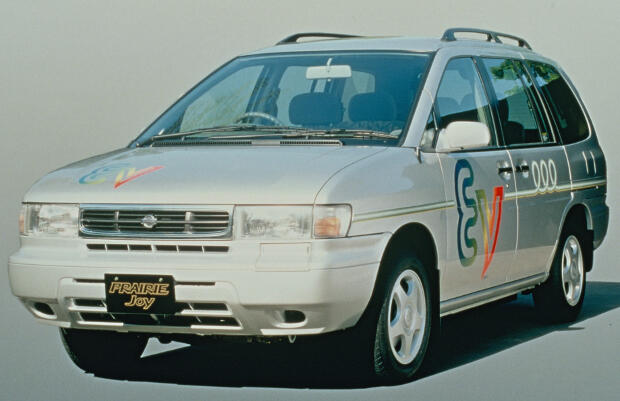Nissan Prairie Joy-1996