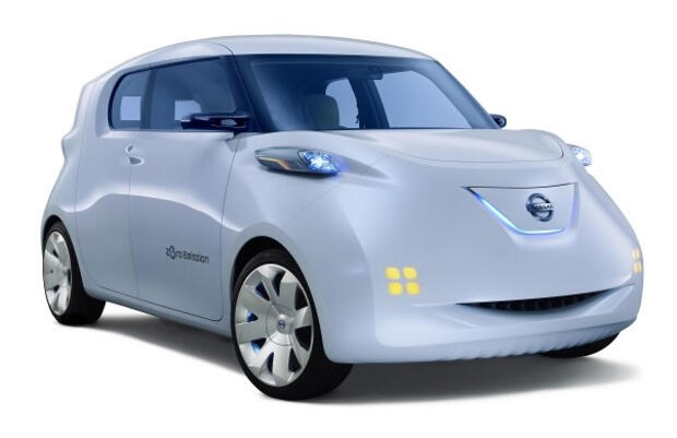 Nissan Townpod-2010