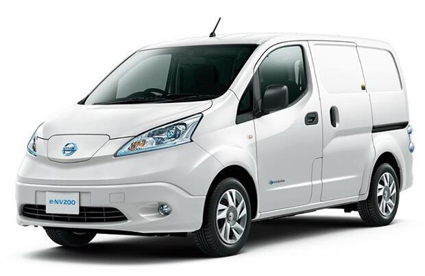 Nissan e-NV200-2014