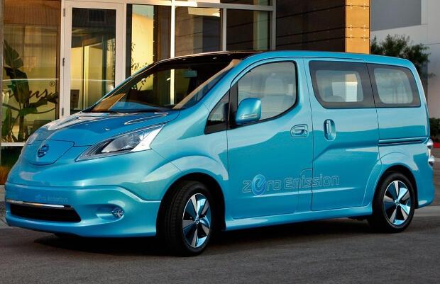 Nissan e-NV200 Concept-2012