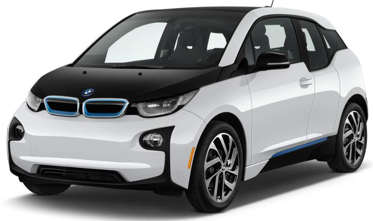 BMW i3 vs competitors