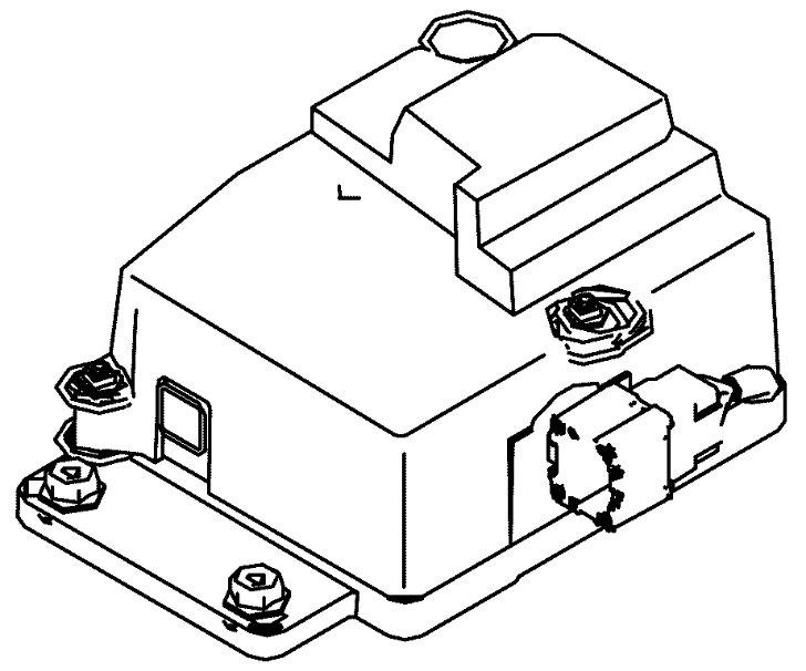 Heater Relay Unit Nissan Leaf