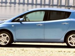 Nissan Leaf – обзор – плюсы и минусы