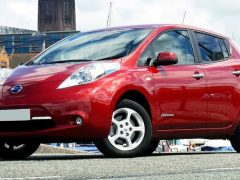 Nissan Leaf Minor Change