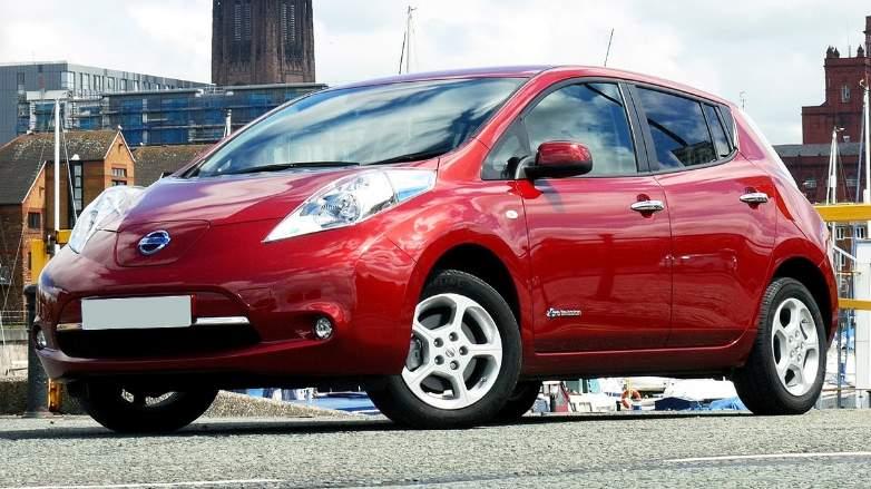 Nissan Leaf Minor Change - 2015 - 2016