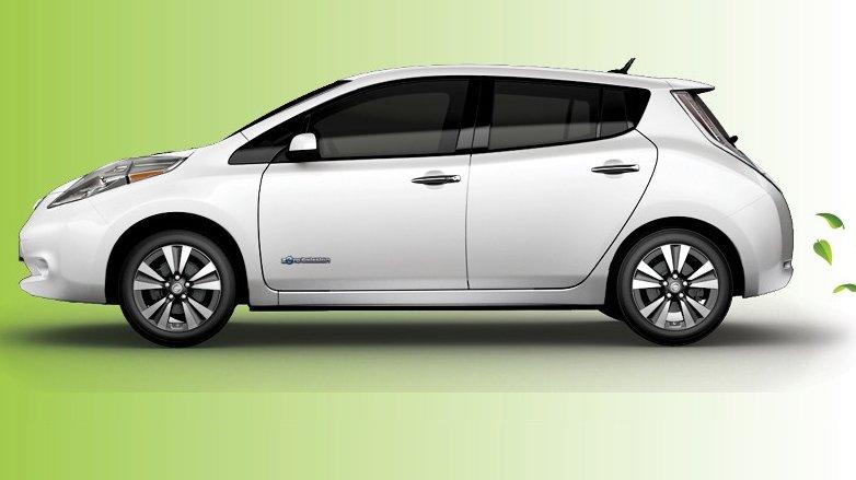 Покупка Nissan Leaf
