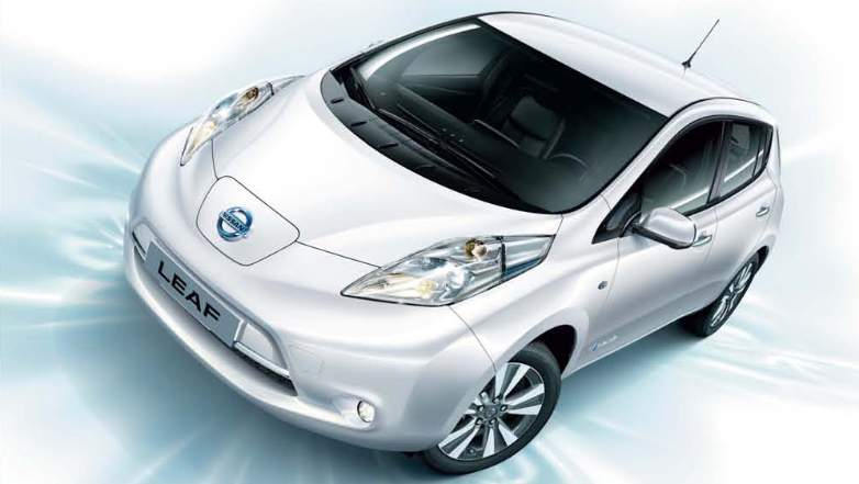 Обслуживание Nissan Leaf