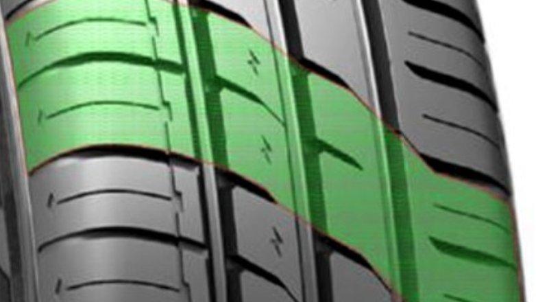 Зеленые шины для электрокара