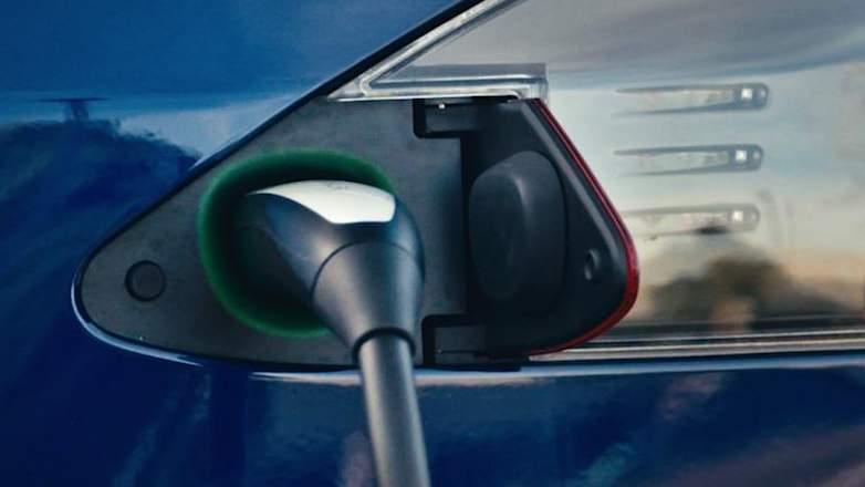 Зарядка Tesla