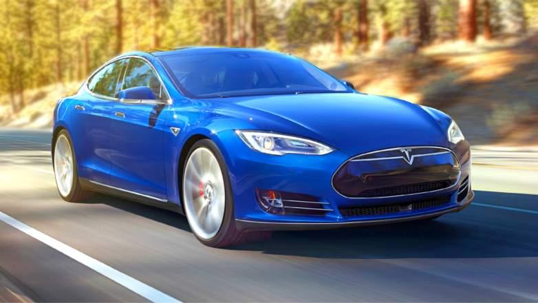 Tesla Model S — обзор — характеристики
