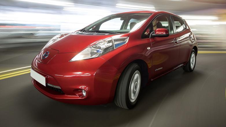 Nissan Leaf 2011 vs 2013