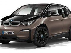 BMW i3 с батареей на 42 киловатт-часа