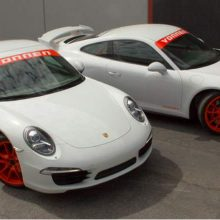 Тюнинг Porsche VONNEN — в гибрид
