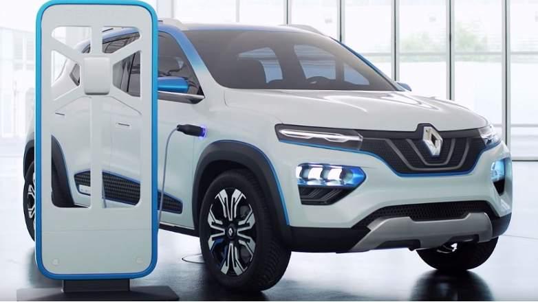 Renault K ZE — электрокар, которого все давно ждут