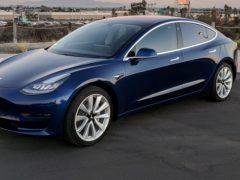 Tesla — прибыльный автопроизводитель