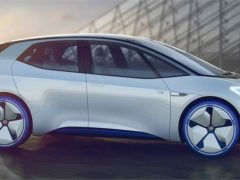 Volkswagen I.D. — народный электрокар