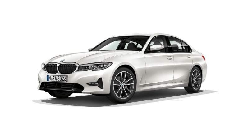 BMW 330e G20 — первая полная информация
