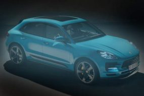 Электрический Porsche Macan – запланирован на 2021 год