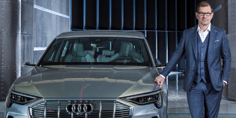 Маркус Дюсманн Audi