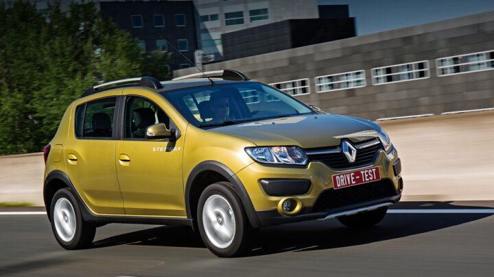Французский Renault в столицах России