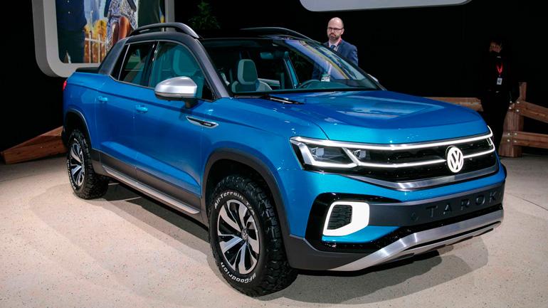 Электромобиль Volkswagen